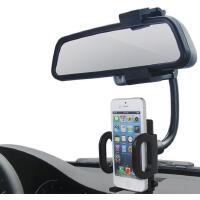 汽车手机架通用 多功能导航架 出风口手机座 车载后视镜手机支架