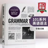 101系列 英语语法 英文原版 字典词典 Grammar 101 英文版原版书籍 进口工具书