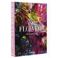 英文原版花儿的艺术盛宴 Flowers: Art & Bouquets插花:鲜花艺术 花卉 绿植 植物花卉 插花艺术 花