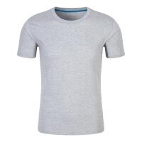 定制T恤diy文化广告衫短袖班服工衣订做聚会团队工作衣服印字LOGO