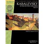 【预订】Kabalevsky - 24 Pieces for Children, Opus 39: Schirmer