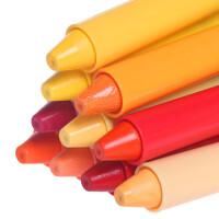 ?炫彩棒油画棒36色24色旋转蜡笔可水洗水溶性儿童画笔?