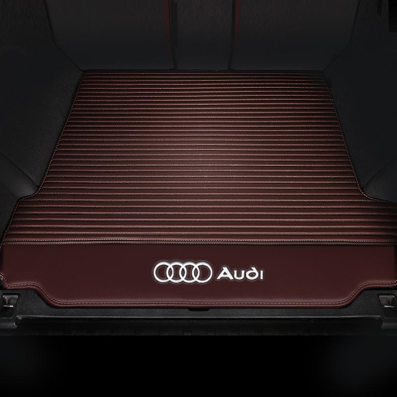 2019款奥迪A4L后备箱垫A6LA1A3A5A7A8LQ3Q5Q7专用汽车后备箱垫