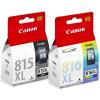 佳能原装 PG-815XL黑色墨盒 CL-816XL彩色 超大容量墨盒 佳能 IP2780 IP2788 MP259