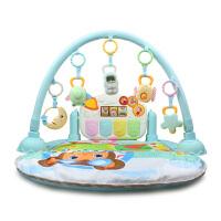 钢琴健身架婴儿玩具0-1岁男孩女孩新生宝宝脚踩脚踏音乐器抖音
