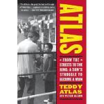【预订】Atlas: From the Streets to the Ring: A Son's Struggle t