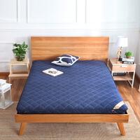 加厚榻榻米床垫1.5m床1.8m双人折叠超软床褥子海绵垫被打地铺睡垫