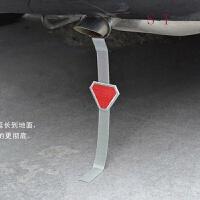 汽车防静电接地条 静电带消除带防静电消除器 用车警示防静电条