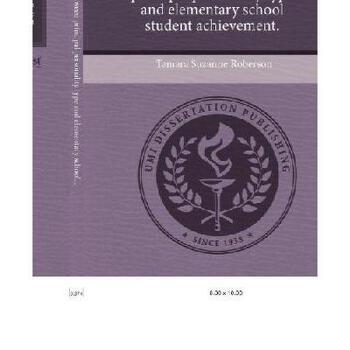 【预订】The Relationship Between Principal Personality Type and Elementary School Student Achievement. 美国库房发货,通常付款后3-5周到货!