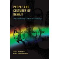 【预订】People and Cultures of Hawai'i: The Evolution of Cultur