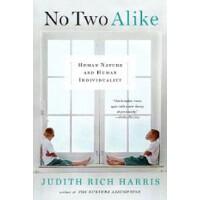 【预订】No Two Alike: Human Nature and Human Individuality 9780