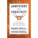 【预订】Jumpstart Your Creativity: 10 Jolts to Get Creative and