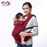 四季通用多功能背带腰凳婴儿单凳轻便3-36个月带娃神器出门背娃巾8966