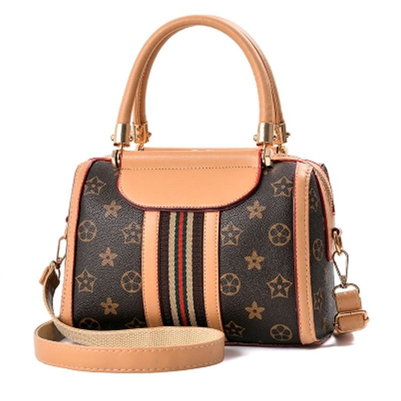女包2018新款时尚波士顿女包枕头包手提大包斜挎包单肩小包包