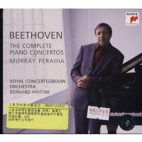 [现货]贝多芬钢琴协奏曲全集 3CD 普莱亚 88697102902 进口CD SONY