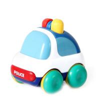 皇室惯性车玩具 儿童宝宝婴幼迷你汽车消防车工程车模型 0-2-3岁