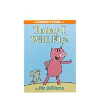 Elephant & Piggie Books: Today I Will Fly!