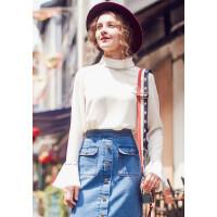香[N56B-226]专柜品牌正品新款女士打底衫女装雪纺衫0.26KG