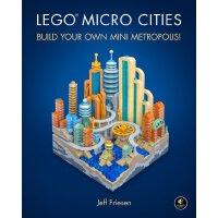 【现货】英文原版 乐高微观城市:打造属于你的迷你大都市 精装 LEGO Micro Cities: Build Your