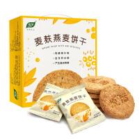 中粮悦活 麦麸燕麦饼干840g