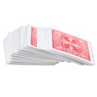 瀑布牌 魔术扑克牌赌神拉牌电动道具牌儿童魔术道具套装