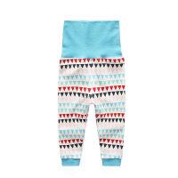 婴儿高腰护肚裤春秋儿童保暖裤男女宝宝单条新生儿裤子