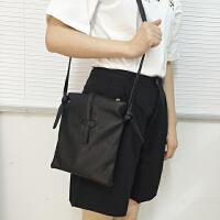 韩国软妹迷你斜挎包女水洗皮单肩包斜跨小方包复古小包女包休闲包