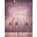 【预订】Popular Songs for Piano Solo 14 Stylish Arrangements by
