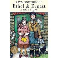 预售 Raymond Briggs: Ethel & Ernest 伦敦一家人 《雪人》作者雷蒙・布力格的温馨漫画 已改