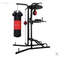 减脂瘦身四位拳击训练架速度球不倒翁拳击沙袋多功能组合健身器材