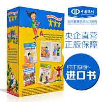 英文原版 Scholastic Word Family readers Tales(25Books+1Teaching
