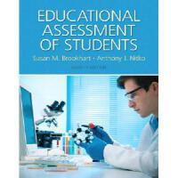 【预订】Educational Assessment of Students with Pearson eText A