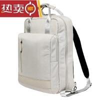 双肩电脑包适苹果联想小米笔记本13.3手提14寸15.6单肩背包书包女SN1444