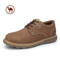 骆驼牌男鞋 马丁鞋靴秋冬季新款英伦休闲鞋工装鞋皮鞋户外低帮鞋