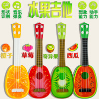 儿童玩具批发仿真可弹奏创意益智小吉他 尤克里里音乐幼儿园小礼品