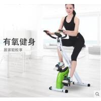 腿部瘦腰健美磁控脚踏运动减肥单车动感单车家用静音室内自行车折叠