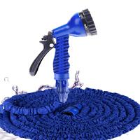 15米加�L原�S�X�荷炜s�o扣防漏式水管水��套�b 家用伸�s洗�神器