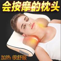 按摩器腰肩部电动揉捏护颈修复理疗记忆枕头仪劲椎专用