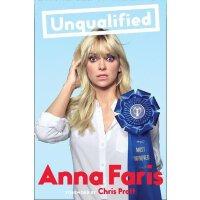 Anna Faris: Unqualified 英文原版 Chris Pratt作序 安娜・法瑞斯自传