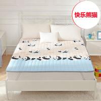 榻榻米床垫薄款双人垫子1.5m床褥子垫被1.8m床防滑夏季床垫可水洗