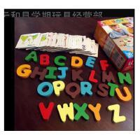 幼儿园儿童木制早教玩具 宝宝看图识字英文字母数字卡片积木3-6岁
