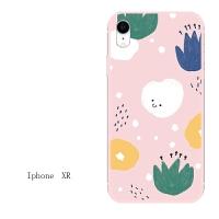 少女心iphone7苹果6s手机壳6plus硅胶8x软壳5s情侣xr女款xs max薄