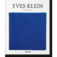现货塔森出版 伊夫・克莱因 英文原版 YVES KLEIN 新现实主义推动者 波普艺术 艺术作品集 进口书籍正版