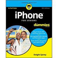 【预订】Iphone For Seniors For Dummies, 8Th Edition 978111952006