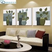 客厅装饰画浮雕壁画浮雕挂画立体清新装饰画无框画白色家用卧室装饰画摆设十字绣