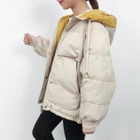 羽绒女短款ins面包服棉袄学生冬季棉衣外套潮
