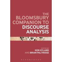 【预订】The Bloomsbury Companion to Discourse Analysis