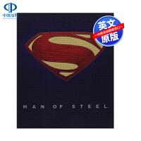 英文原版 超人钢铁之躯电影艺术画册设定集 Man of Steel: Inside the Legendary Worl