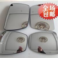 福田戴姆勒欧曼汽车配件 ETX连体倒车镜 后视镜 6系9系反光镜镜片SN4734