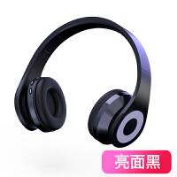 耳机头戴式蓝牙无线重低音运动手机音乐插卡电脑游戏耳麦接听电话 官方标配